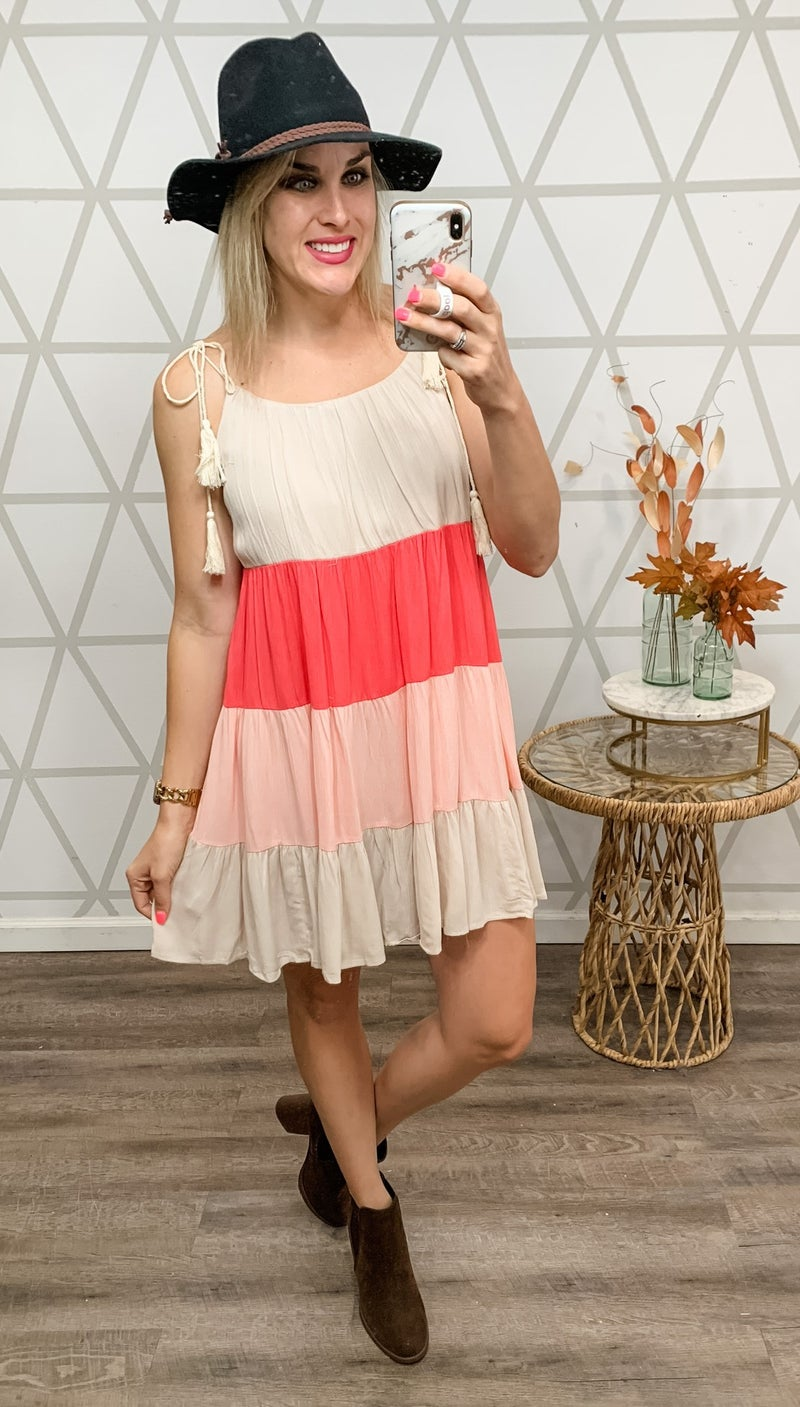 Perfect Layering Dress