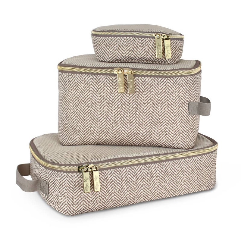 Itzy Ritzy Travel Packing Cube Set