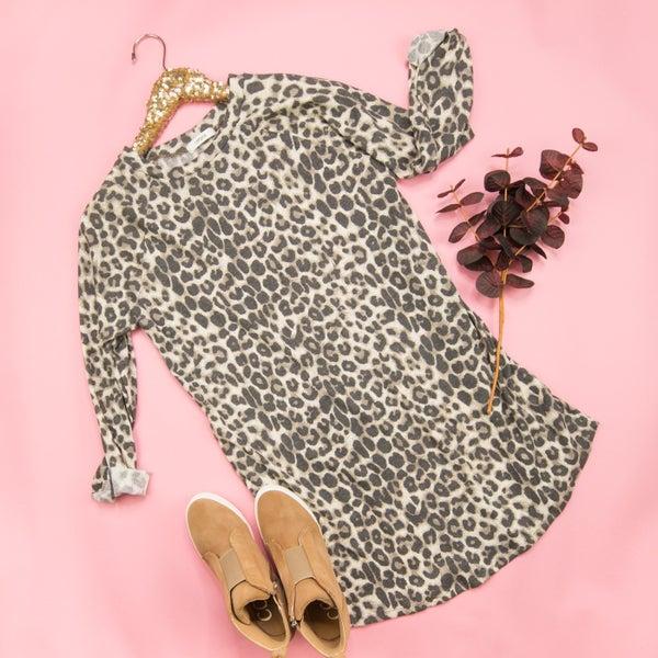Famous Leopard Dress