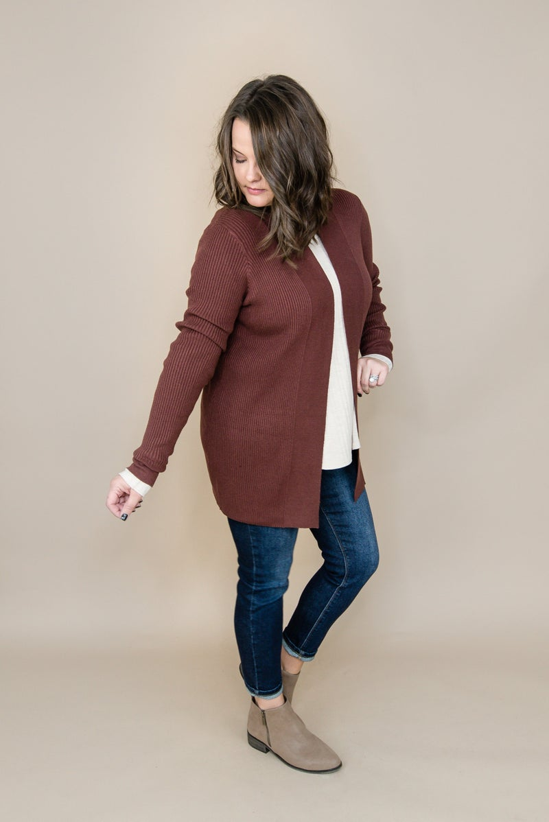 Sweet Wine Cardigan  *all sales final*