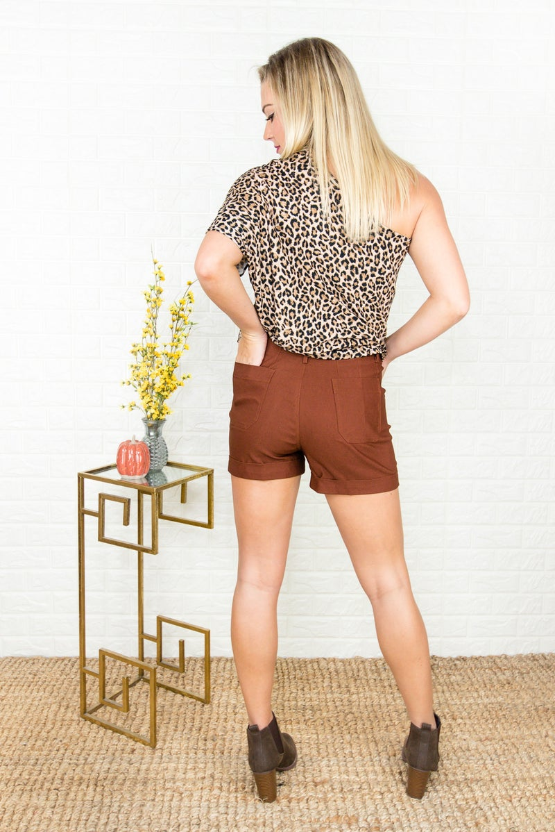Trendy Fall Shorts