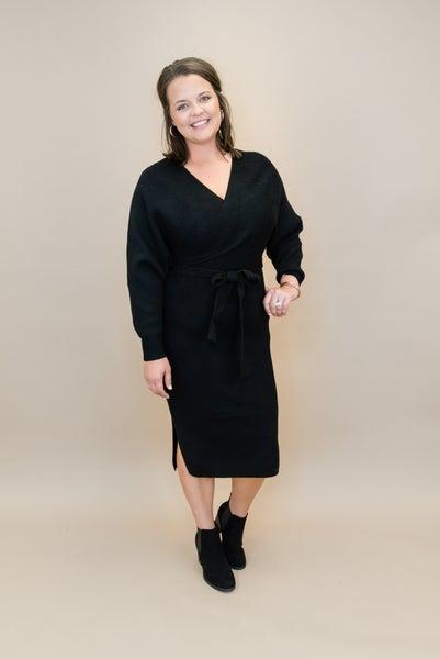 Loving On You Midi Dress *all sales final*
