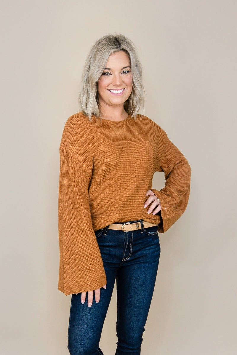 Classically Chic Textured Sweater