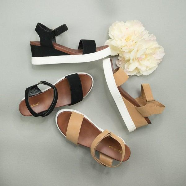 Trendy Velcro Sandals