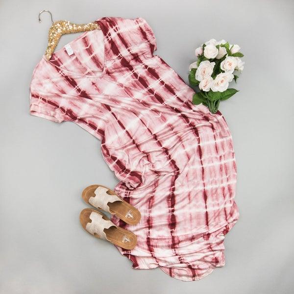 Dye Maxi Dress