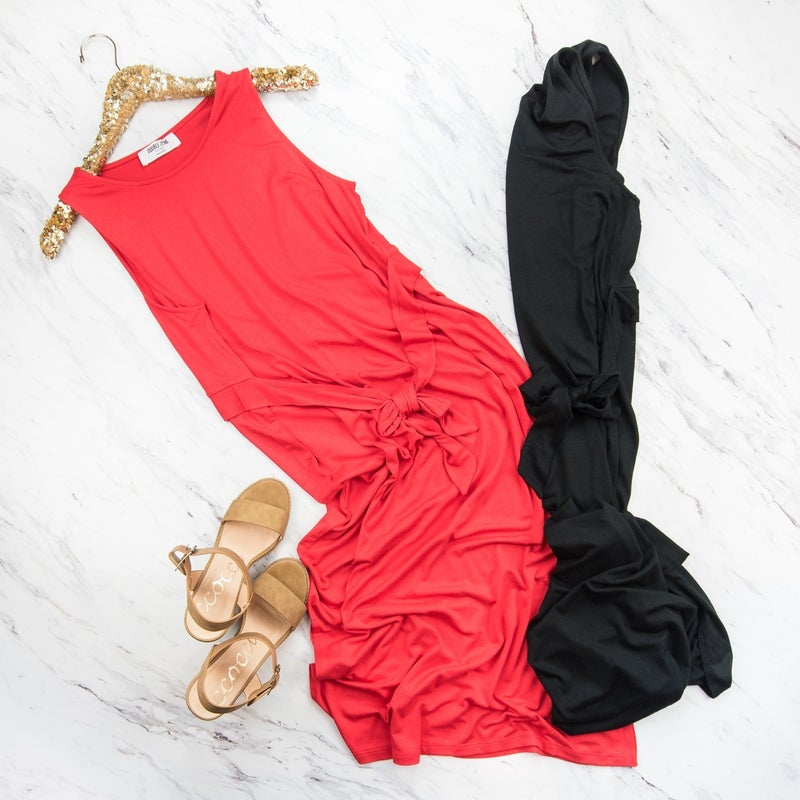 HAPPY HOUR // Simple Living Dress *all sales fiinal*