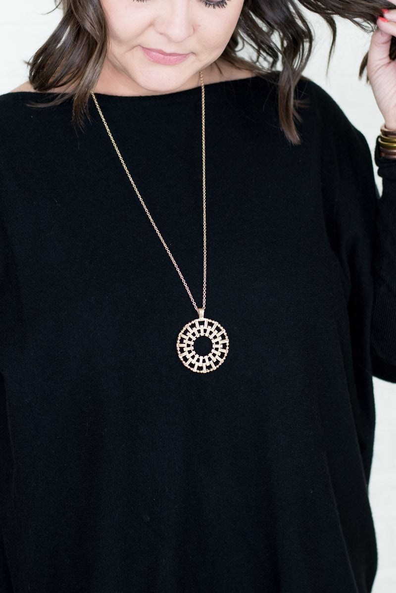 Take Me Places Necklace