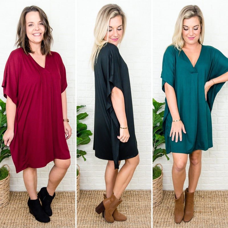 Happy Hour // Bitter Sweet Tunic *all sales final*