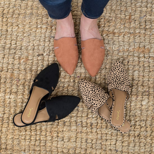 Trendy & True Mules