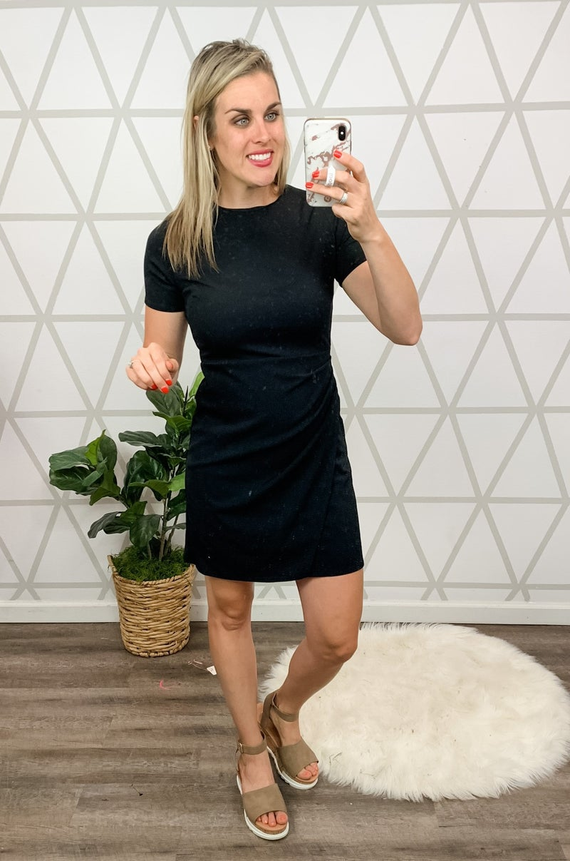 Slimming Blogger Dress