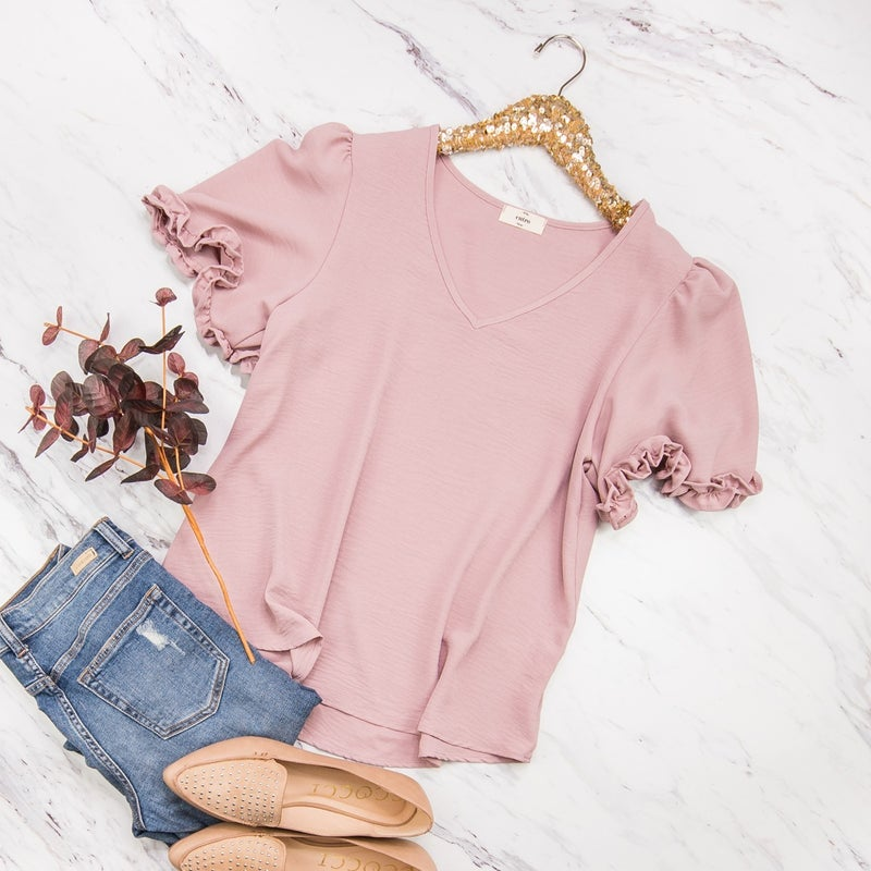 Rosewood Blouse