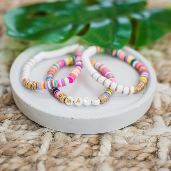 Rainbow Mama Bracelet