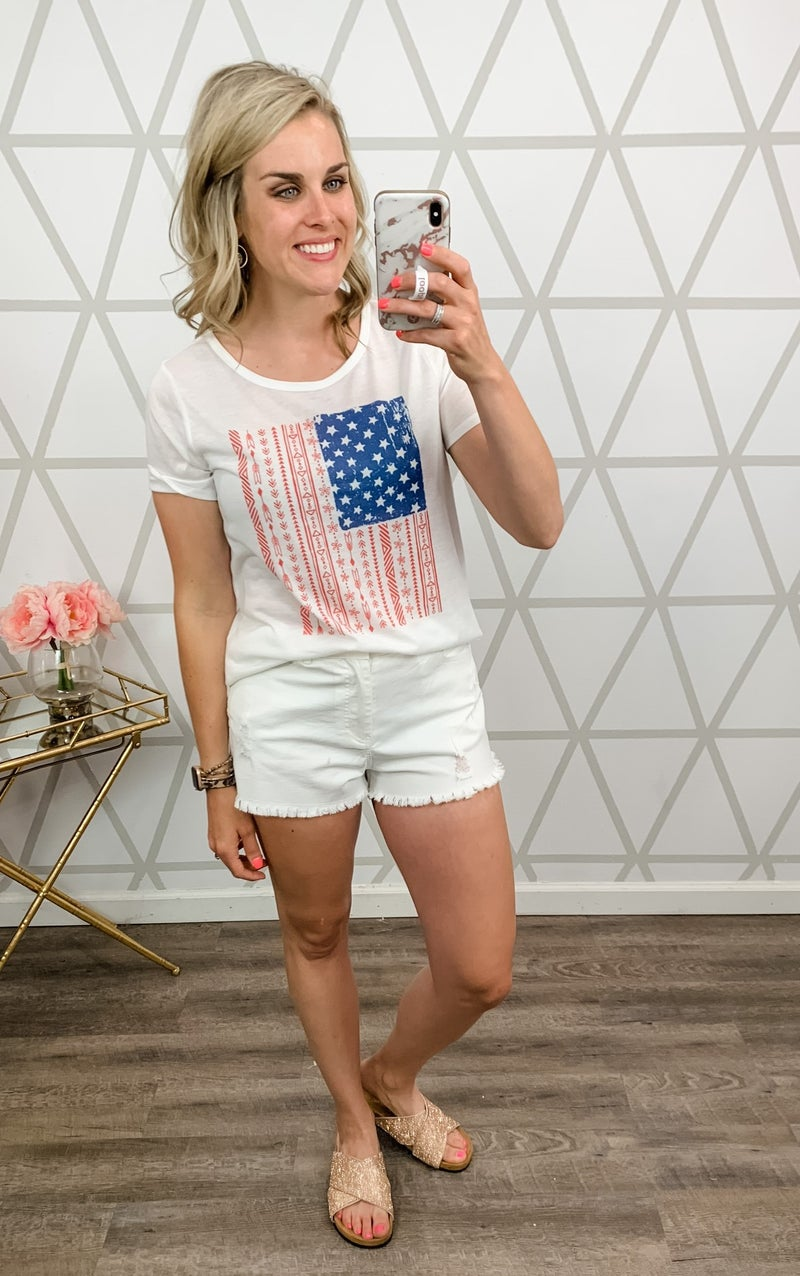 USA Freedom Tee  *all sales final*