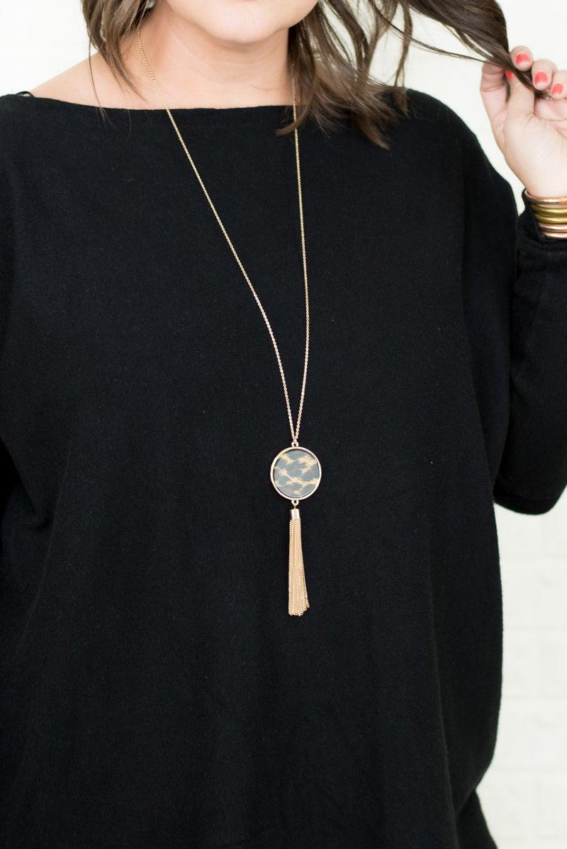 Pendant Trends Necklace