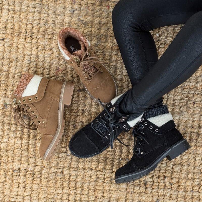 Winter Combat Boot