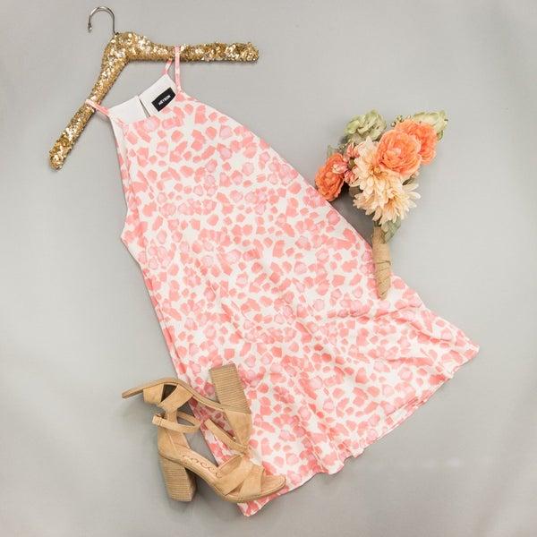 Pink Chip Dress