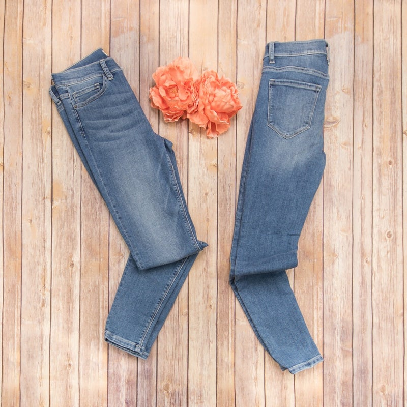 SP Non Distressed Mid-Rise Denim  *ALL SALES FINAL*