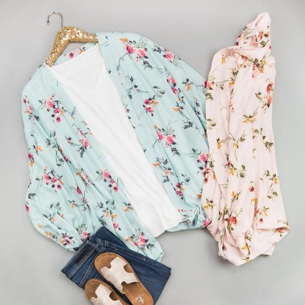 Spring Flavor Kimono