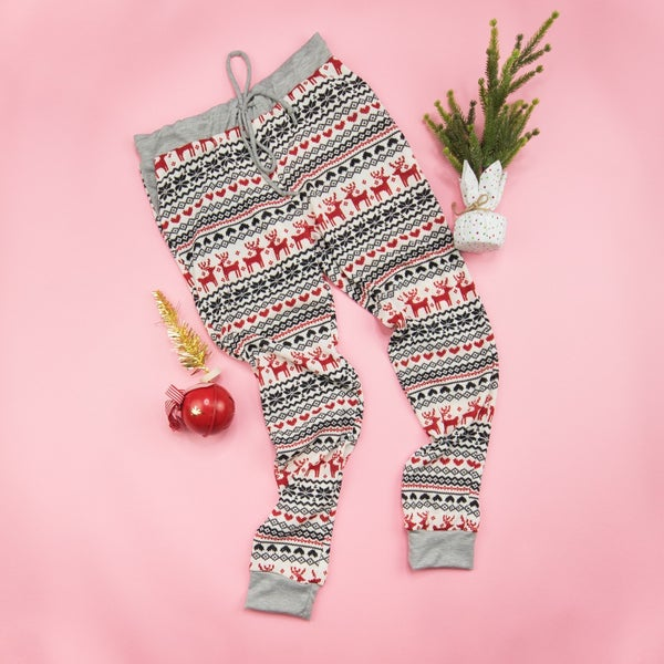 Festive Winter Joggers *all sales final*