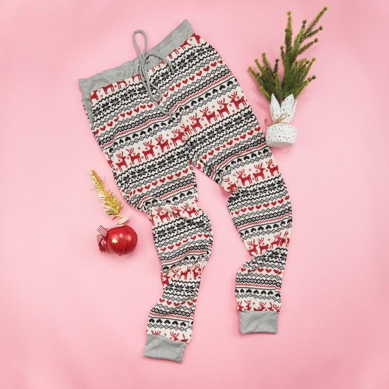 Festive Winter Joggers *all sales final*