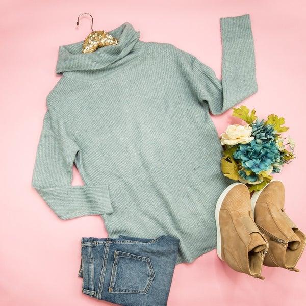 Staccato Fav Blue Sweater