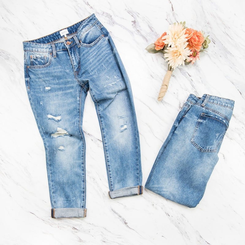 Special A Distressed Denim *all sales final*