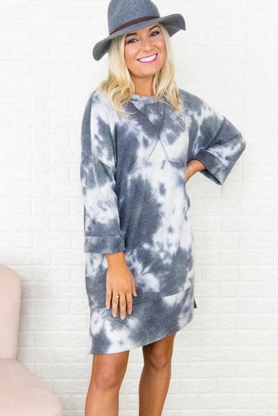 Smokey Dye Dress *all sales final*