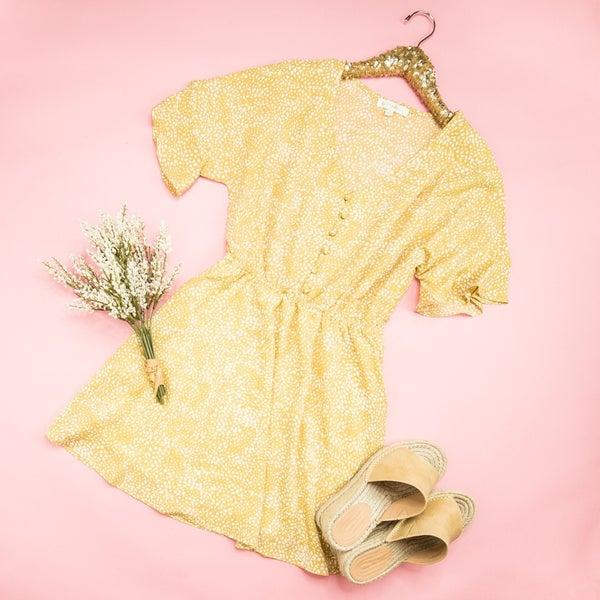 Sweet Honey Dress *all sales final*