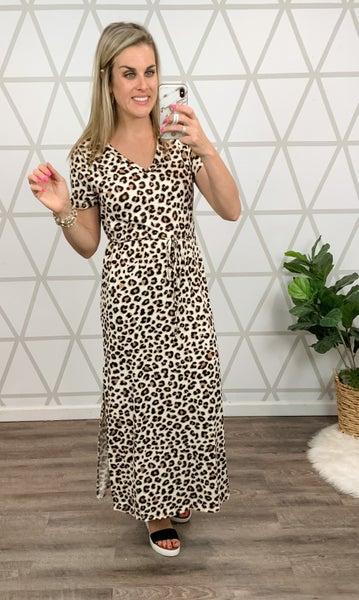 Butter Leopard Maxi *all sales final*