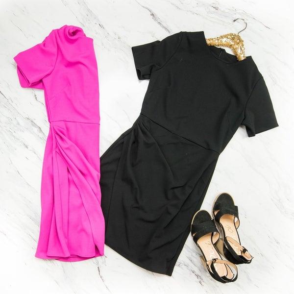 Slimming Blogger Dress