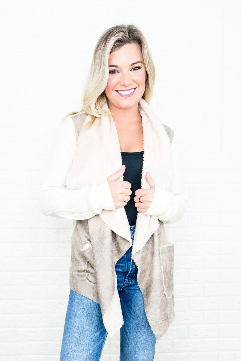 All The Feels Jacket *all sales final*