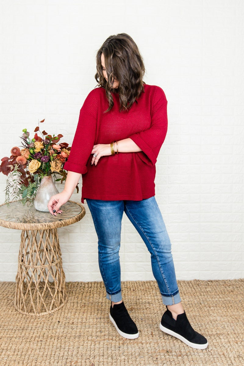Fall Favorite Relaxed Tee