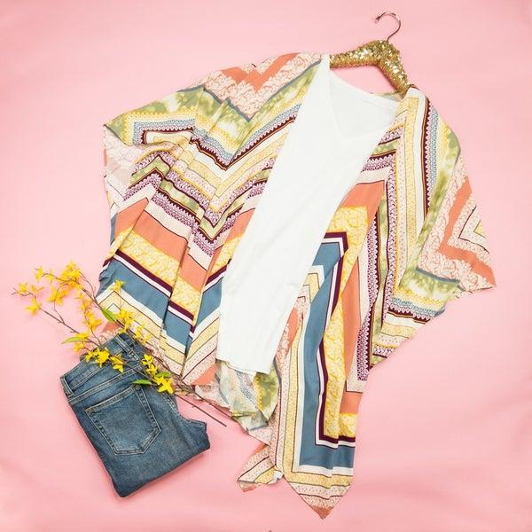 Fall Transition Kimono