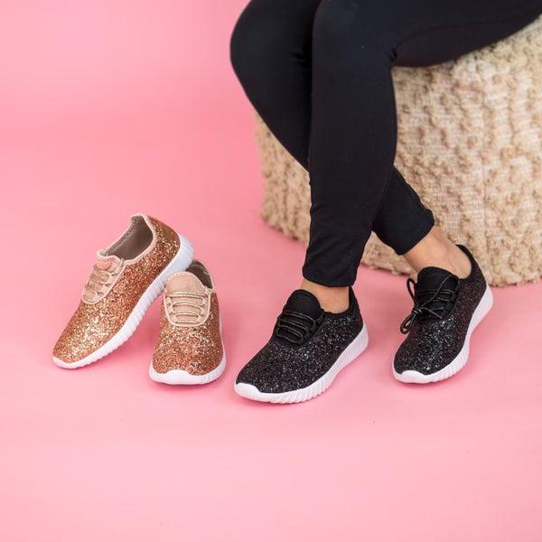 Glitter Me Pretty Sneaker