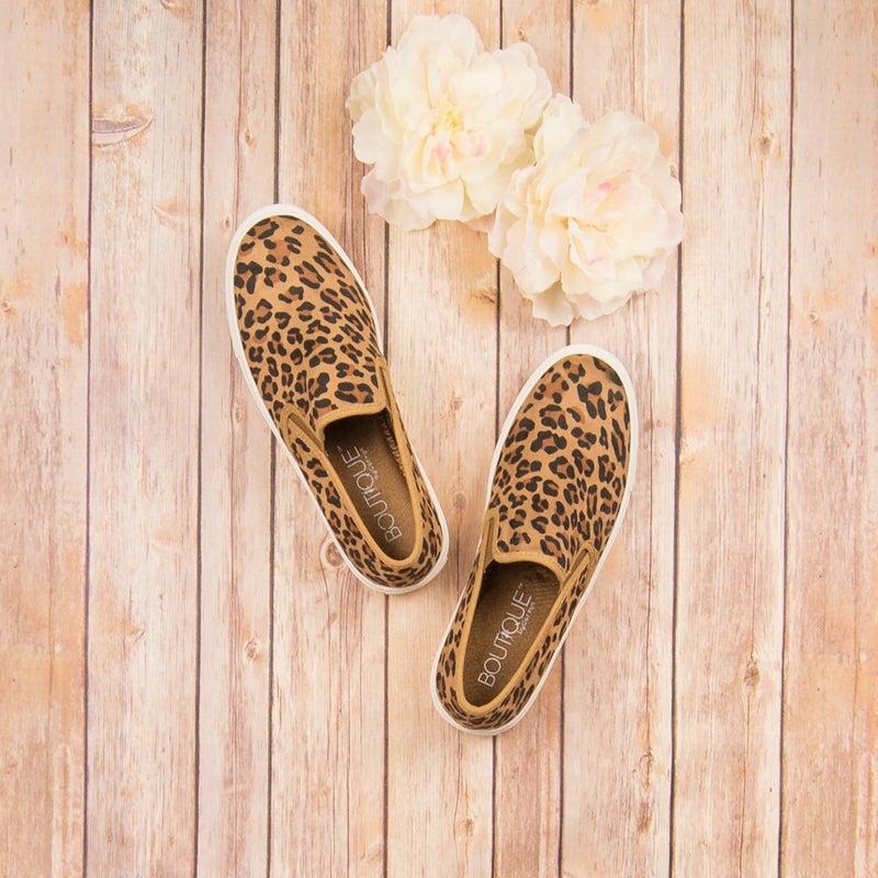 Leopard Sneaks *all sales final*