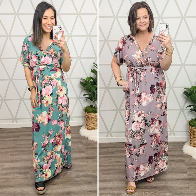 Flattering Spring Maxi *all sales final*