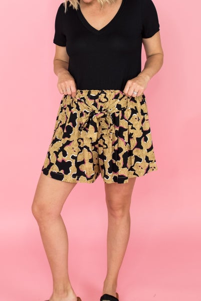 Wild About You Shorts