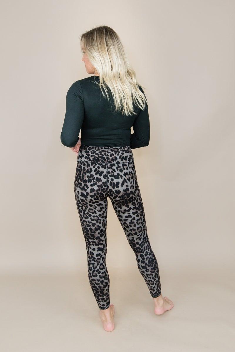 Buttery Leopard Leggings