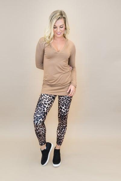 Butter Leopard Leggings