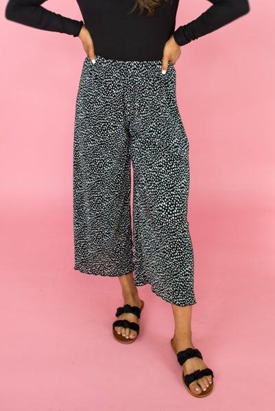 Spotty Dot Fancy Pants