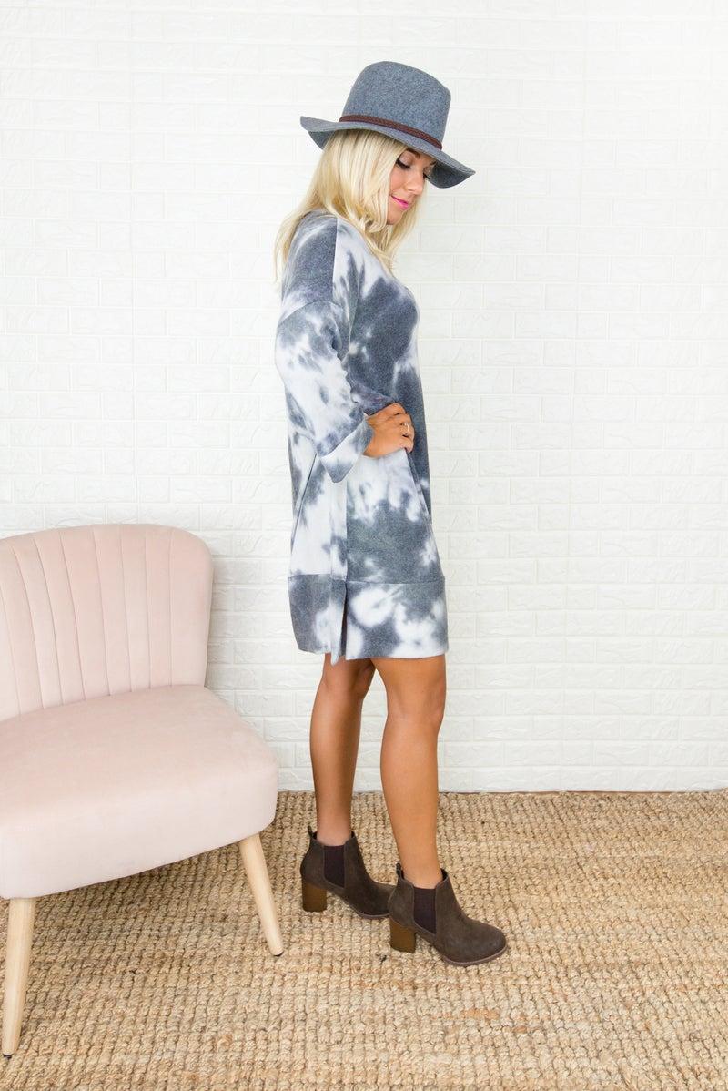 Smokey Dye Dress