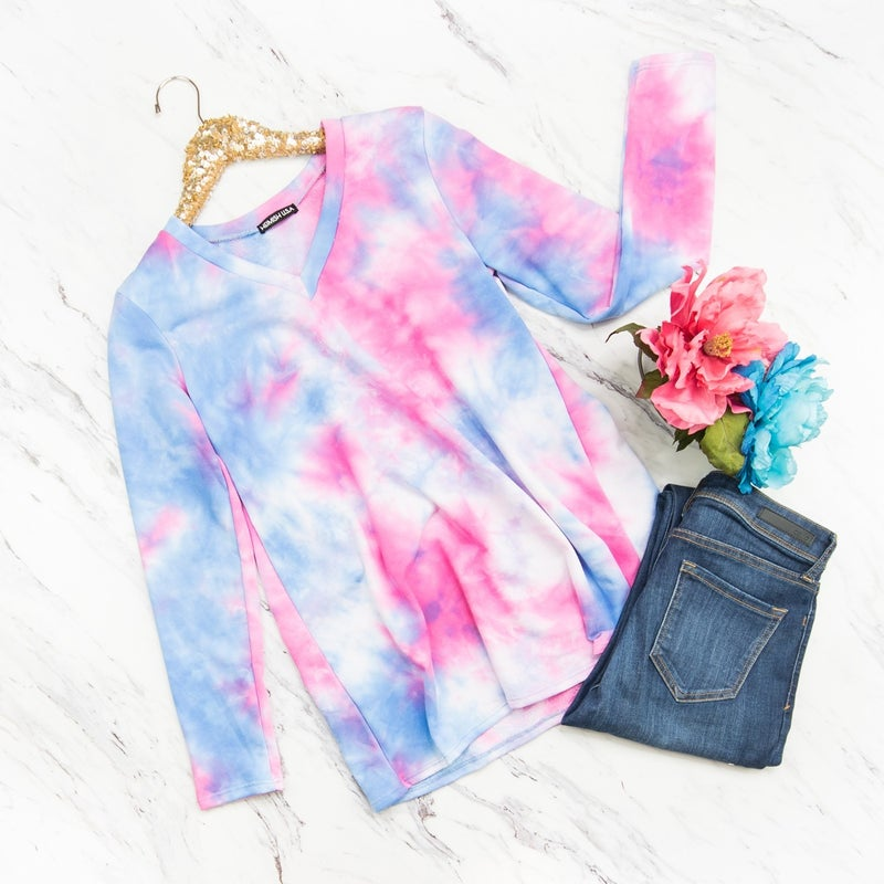 One of a Kind Tie Dye Tee