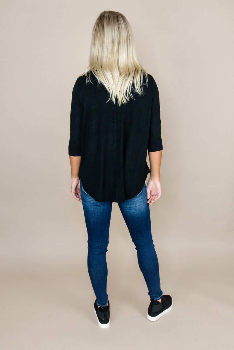 Happy Hour // Staple Button Down Tee *all sales final*