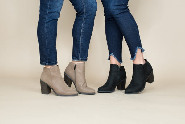 Easy and Simple Booties *all sales final*
