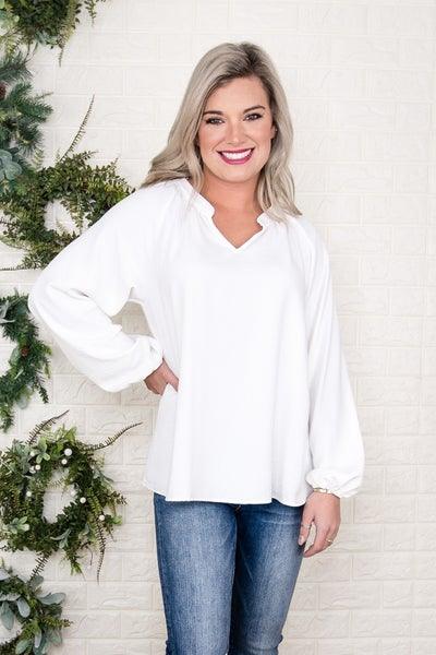 Love at First Sight Blouse  *all sales final*