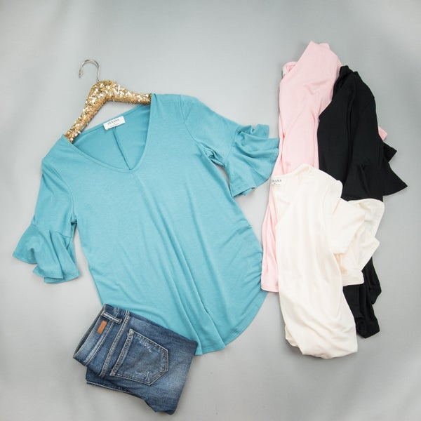 Best of Me Blouse *all sales final*