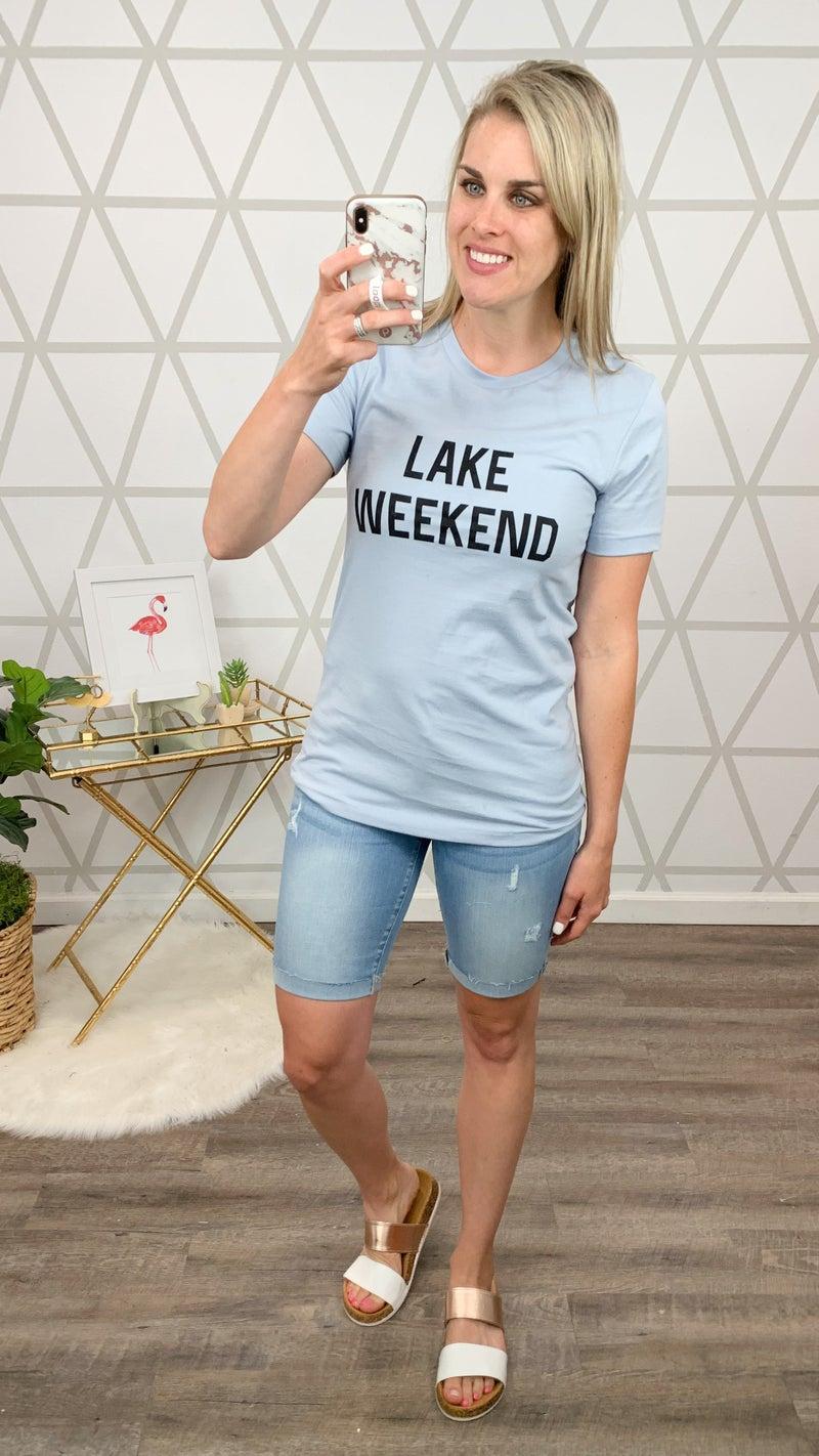 Lake Weekend Tee *all sales final*