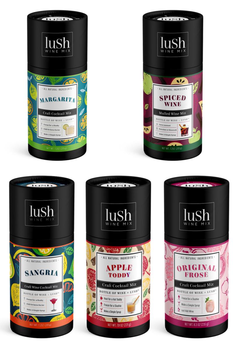 Lush Wine Mix