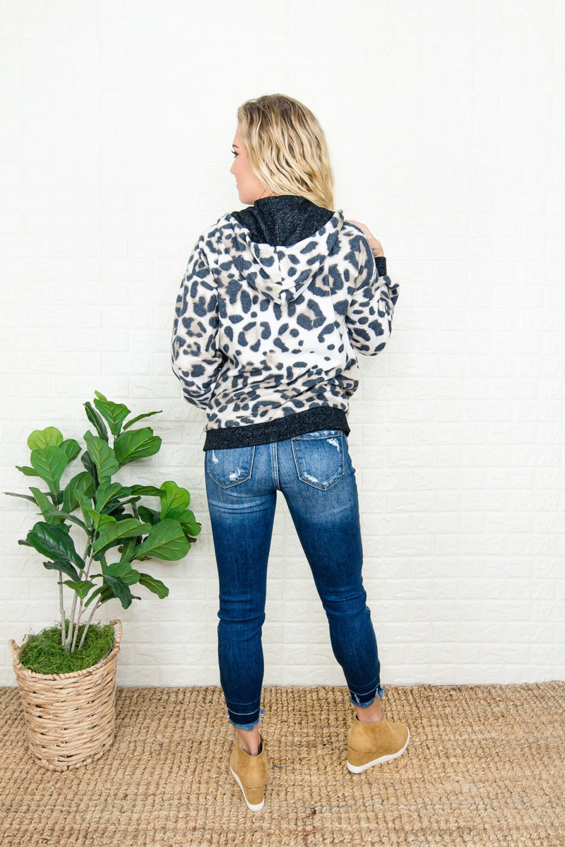 Light Leopard Jacket