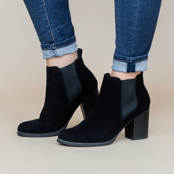 The Austin Bootie *all sales final*